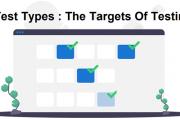 انواع تست نرم افزار: هدفهای تست